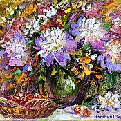 Картины и панно handmade. Livemaster - original item Peonies painting