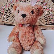 Мисс Шейла - Старинный немецкий медвежонок