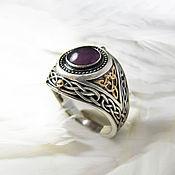 Rings handmade. Livemaster - original item Ring: Men`s ring