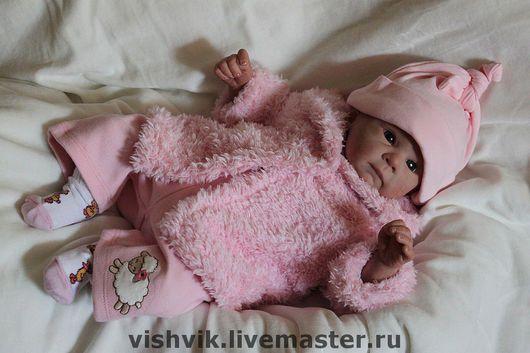 Куклы-младенцы и reborn ручной работы. Ярмарка Мастеров - ручная работа. Купить Малышка Taylor. Handmade.