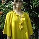 Большие размеры ручной работы. Платье жёлтое.Платье большого размера,Платье нарядное, женская одежда. 2ubeauty. Ярмарка Мастеров.