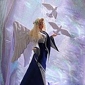 Куклы и игрушки ручной работы. Ярмарка Мастеров - ручная работа Кукла Ангел Хранитель. Handmade.