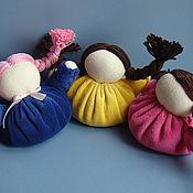 Куклы и игрушки ручной работы. Ярмарка Мастеров - ручная работа Куколки-антистресс. Handmade.