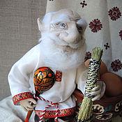 """Куклы и игрушки ручной работы. Ярмарка Мастеров - ручная работа """"Домовой""""- авторская текстильная кукла. Handmade."""