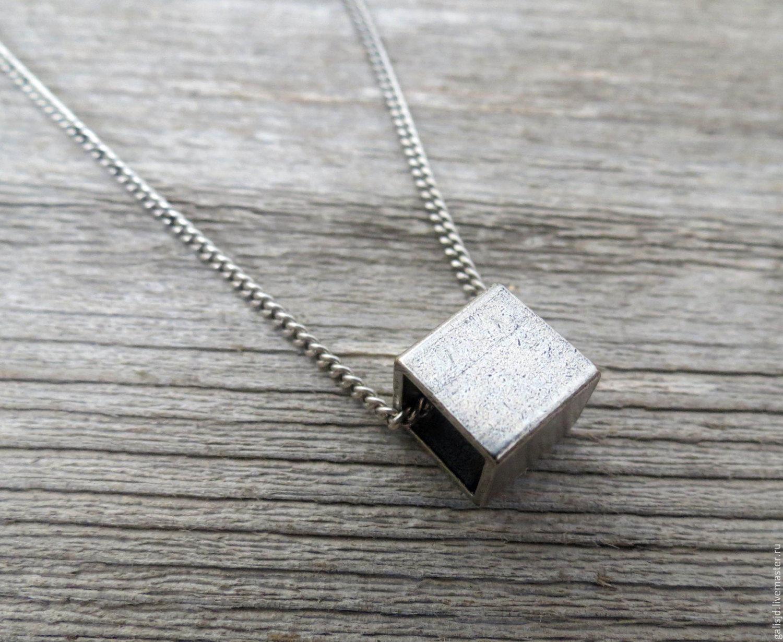 57d6de09beb00 Livemaster - handmade. Buy Men's Necklace - Men's Silver Necklace - Men's  Jewelry ...