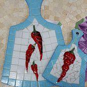 """Для дома и интерьера ручной работы. Ярмарка Мастеров - ручная работа Мозаика, Набор """"Перчик"""". Handmade."""