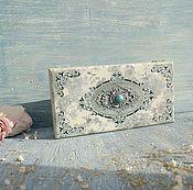 Сувениры и подарки handmade. Livemaster - original item Vintage openwork green country copernica. Handmade.