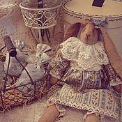 """Куклы и игрушки ручной работы. Ярмарка Мастеров - ручная работа Зайка """"Полынька"""". Handmade."""
