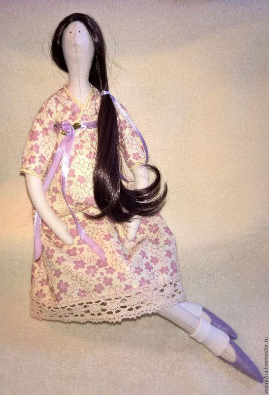 """Куклы и игрушки ручной работы. Ярмарка Мастеров - ручная работа. Купить Набор для шитья куклы """" В интересном положении;)"""". Handmade."""