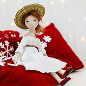 Куклы и игрушки ручной работы. Ярмарка Мастеров - ручная работа Полина. Handmade.