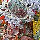 """Браслеты ручной работы. Браслет """"Рождение эвдиалита"""". FoggyForest (Ткаченко&Фридман). Ярмарка Мастеров. Браслет, эвдиалит"""