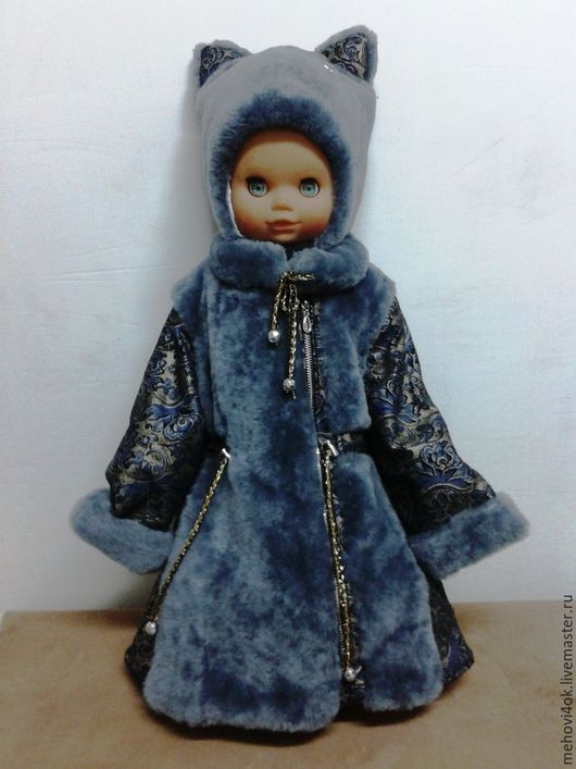 Одежда для девочек, ручной работы. Ярмарка Мастеров - ручная работа. Купить Меховая шубка для девочки, шуба для ребенка, дубленка. Handmade.