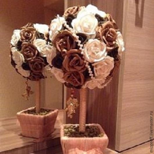 Дерево Счастья! Букет который никогда не завянет! Самый неповторимый подарок на любое торжество!