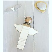 Для дома и интерьера ручной работы. Ярмарка Мастеров - ручная работа Ангел добрых дел. Handmade.