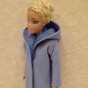 Куклы и игрушки ручной работы. Ярмарка Мастеров - ручная работа Пальто для Барби. Весеннее. Handmade.