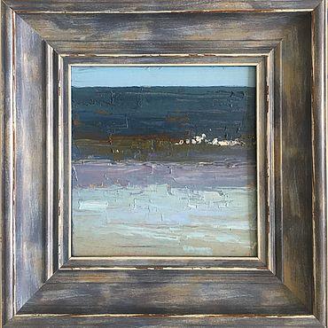"""Картины и панно ручной работы. Ярмарка Мастеров - ручная работа """"Чёрное море"""". Handmade."""
