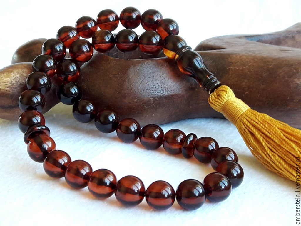 muslim prayer beads from baltic amber � shop online on