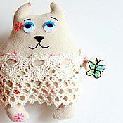 Куклы и игрушки handmade. Livemaster - original item Cats hippos on the season. Handmade.