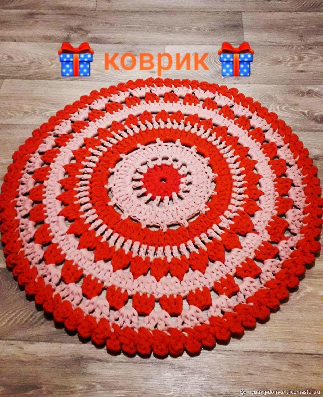 Круглый коврик, Ковры, Нижний Тагил,  Фото №1