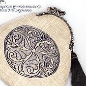 Сумки и аксессуары handmade. Livemaster - original item Cosmetic Bag Nimusebi. Handmade.