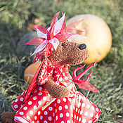 Куклы и игрушки ручной работы. Ярмарка Мастеров - ручная работа Ирландский дьяволёнок. Handmade.