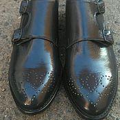 Обувь ручной работы. Ярмарка Мастеров - ручная работа Женские Монки. Handmade.