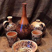 Посуда ручной работы. Ярмарка Мастеров - ручная работа обварная керамика. Handmade.