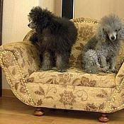 Для домашних животных, handmade. Livemaster - original item Sofa for dogs and cats