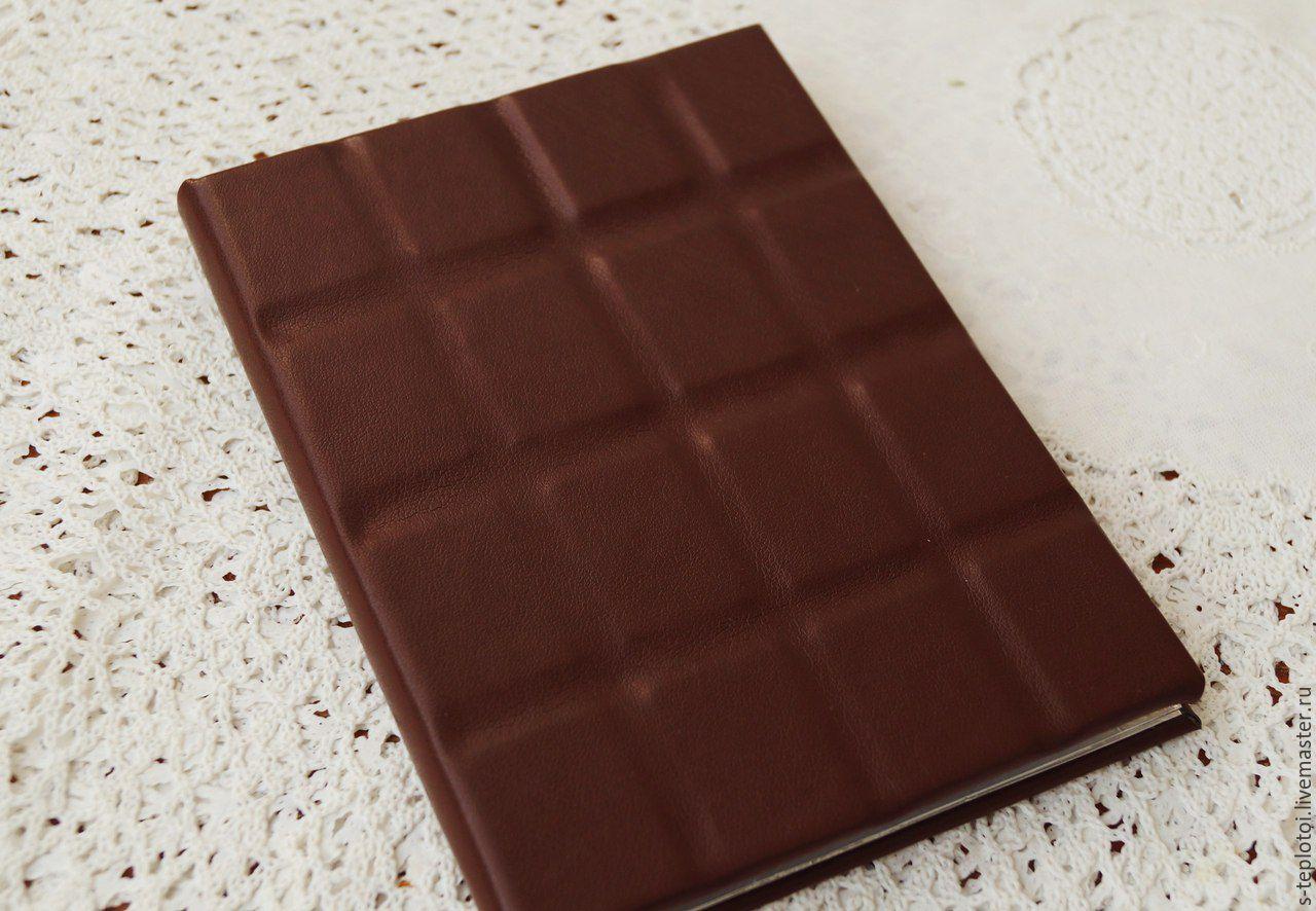 """Блокнот """"Шоколадка"""", Блокноты, Кстово, Фото №1"""