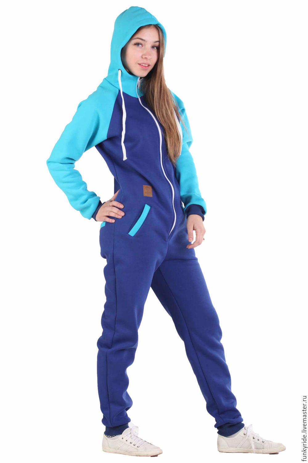Jumpsuit Funky Monkey sports Sport Sky, Jumpsuits & Rompers, Magnitogorsk,  Фото №1