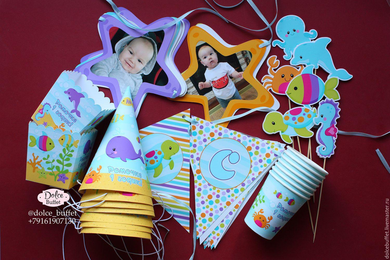 Вкусные подарки на детский день рождения 89