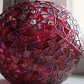 Для дома и интерьера ручной работы. Ярмарка Мастеров - ручная работа ваза Черничное варенье. Handmade.