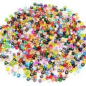 Материалы для творчества handmade. Livemaster - original item 10 gr Czech seed Beads mix 1260 11/0 size. Handmade.
