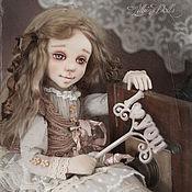 Куклы и игрушки handmade. Livemaster - original item Author`s textile doll collectible. Handmade.