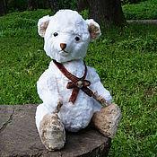 Куклы и игрушки ручной работы. Ярмарка Мастеров - ручная работа Белоснежка,  большая мишка с голосом. Handmade.