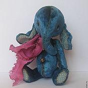 Куклы и игрушки ручной работы. Ярмарка Мастеров - ручная работа Цвет неба)). Handmade.
