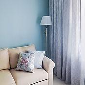 Для дома и интерьера handmade. Livemaster - original item Stylish curtains Geometry. Handmade.