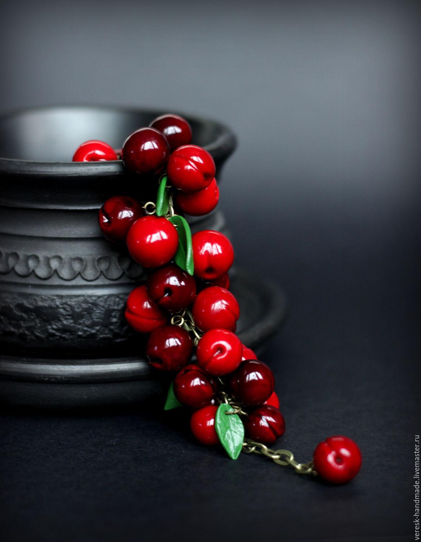 Браслет ягодный