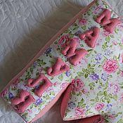 Подушки ручной работы. Ярмарка Мастеров - ручная работа Подушка для Мамы. Handmade.