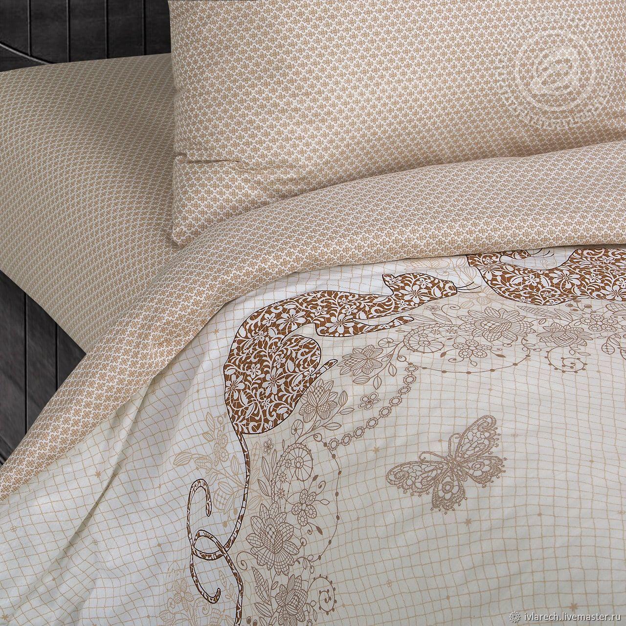 """Постельное белье комплект 2 спальный 100% хлопок поплин """"Мэри"""", Комплекты постельного белья, Иваново,  Фото №1"""