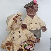 Куклы и игрушки ручной работы. Ярмарка Мастеров - ручная работа Хэтч и Херрис. Handmade.