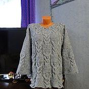 Одежда ручной работы. Ярмарка Мастеров - ручная работа Пуловер авторский. Handmade.