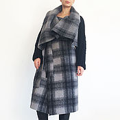 Одежда handmade. Livemaster - original item Coat womens Winter coats womens Coats large sizes. Handmade.