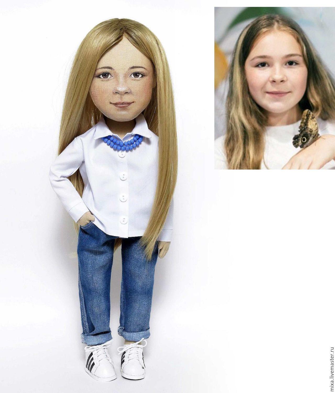 кукла копия человека по фотографии могут развиваться