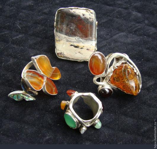 Кольца ручной работы. Ярмарка Мастеров - ручная работа. Купить Кольцо. Handmade. Кольцо, колье ручной работы, кольцо с камнем