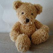 Куклы и игрушки ручной работы. Ярмарка Мастеров - ручная работа Топтыжкин, медвежонок. Handmade.