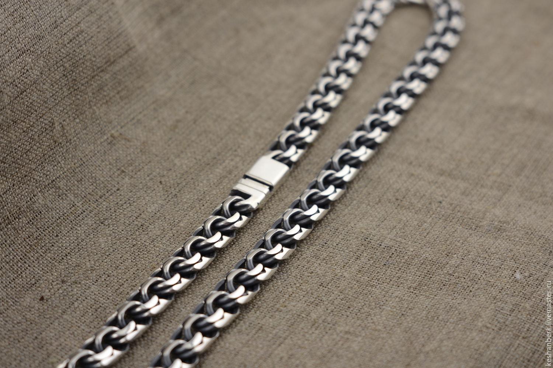 Плетение цепочки на заказ