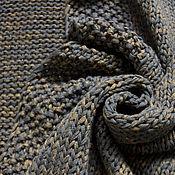 Одежда ручной работы. Ярмарка Мастеров - ручная работа Кардиган серо-золотой. Handmade.