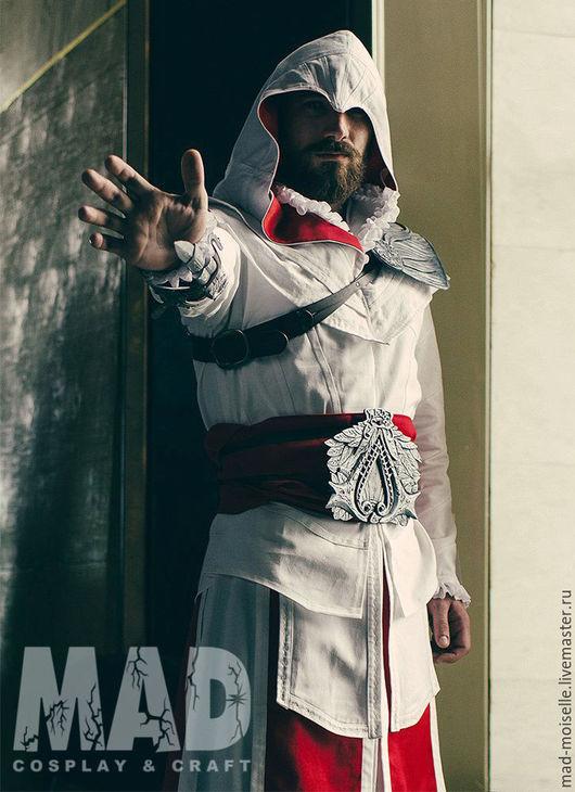 """Ролевые игры ручной работы. Ярмарка Мастеров - ручная работа. Купить Костюм Ассассина Cosplay """"Ezio"""" Assassin's Creed Brotherhood. Handmade."""