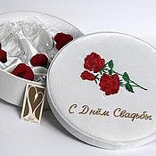 Свадебный салон handmade. Livemaster - original item A wedding gift. Handmade.
